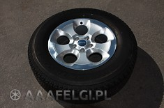 ORIGINAL JEEP + BRIDGESTONE 255/70 R18